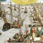 Морской путь в Китай и Индию. Распространение чая в Европе.